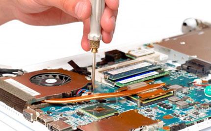 бърз ремонт на лаптопи, монитори и компютри, с гаранция