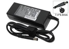 Оригинално зарядно за HP 90W Smart със среден пин